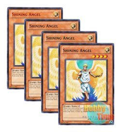 画像1: ★ 4色セット ★英語版 DL13-EN002 Shining Angel シャインエンジェル (レア:4色)