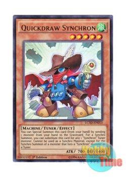 画像1: 英語版 LC5D-EN013 Quickdraw Synchron クイック・シンクロン (ウルトラレア) 1st Edition