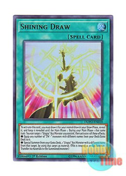 画像1: 英語版 DUPO-EN010 Shining Draw シャイニング・ドロー (ウルトラレア) 1st Edition